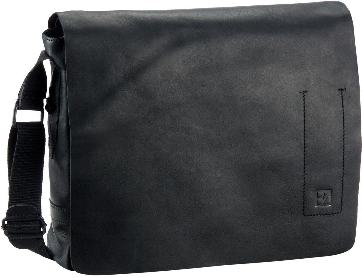Bodenschatz Sierra Messenger Bag Black - Umhängetasche