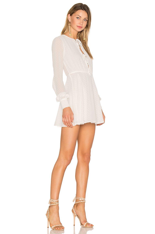 2254c735ba5a Privacy Please x REVOLVE Easton Dress in White