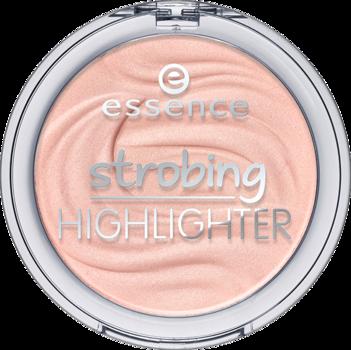 rozjasňovací pudr strobing 10 let it glow! - essence cosmetics