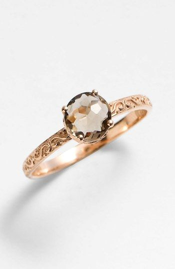 KALAN by Suzanne Kalan Cushion Stone Filigree Ring | Nordstrom