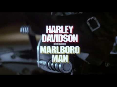Harley Davidson And The Marlboro Man Intro Marlboro Man Harley Davidson Marlboro