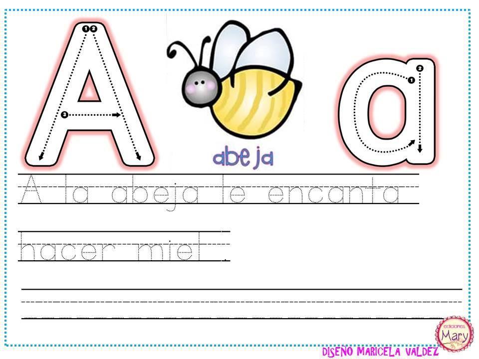ABECEDARIO-aprendemos-a-escribir-3.jpg (960×720)