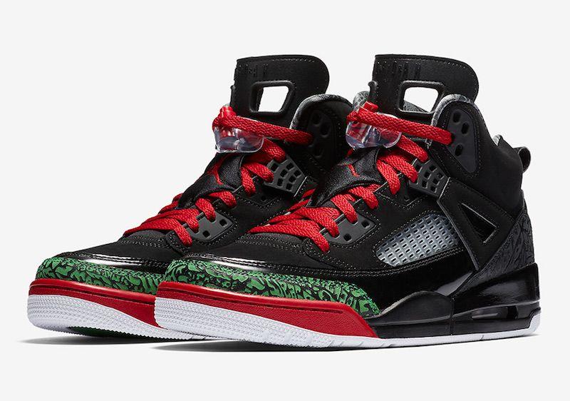 the latest c7f98 89c71 Air Jordan Spizike Black Classic Green Sneaker Sale  68  JordanRetro,   ShoeDeals,  Sneakers
