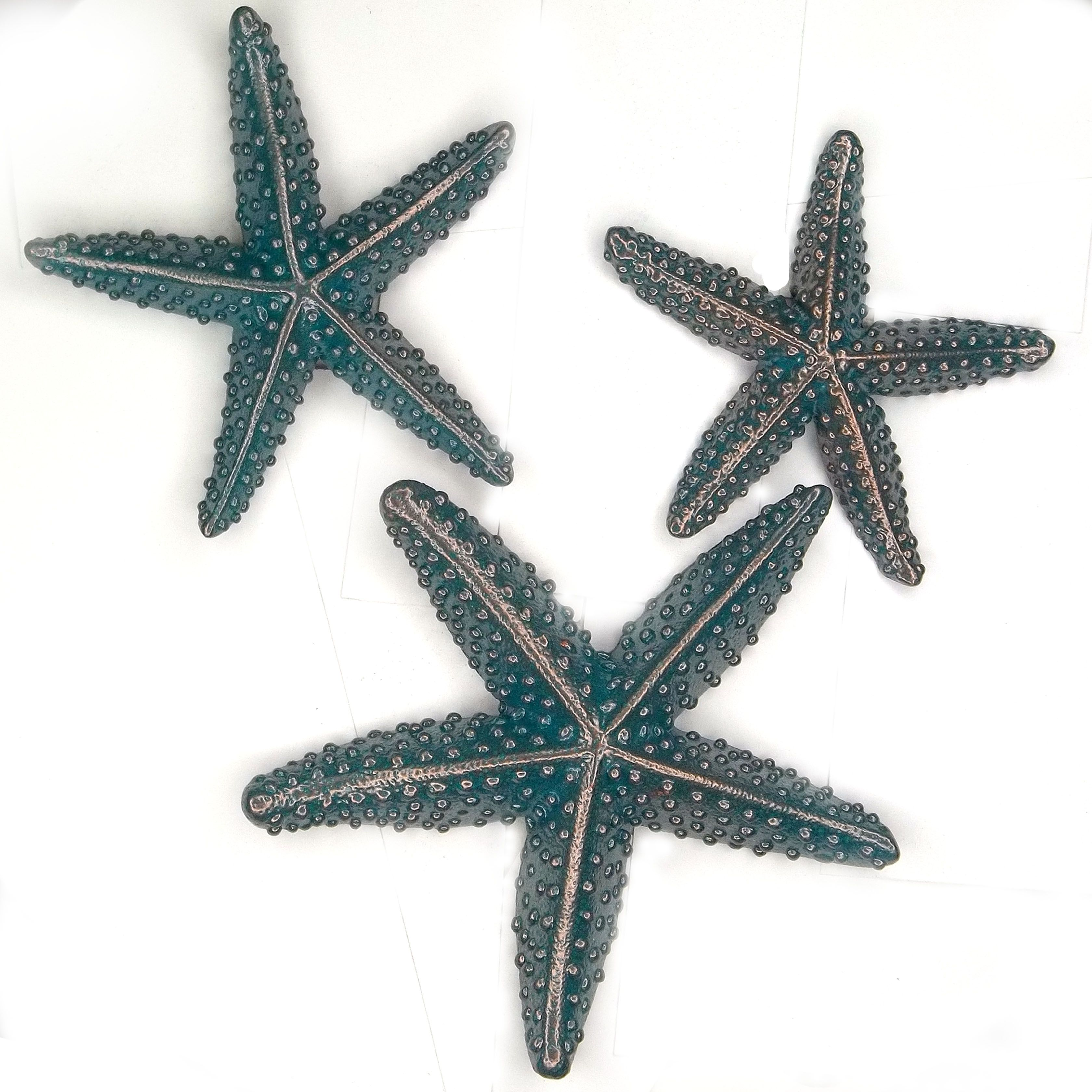 orders or drawers door shipping free on garden dresser over metal pack pull home knob starfish bronze pulls product drawer overstock of cabinet