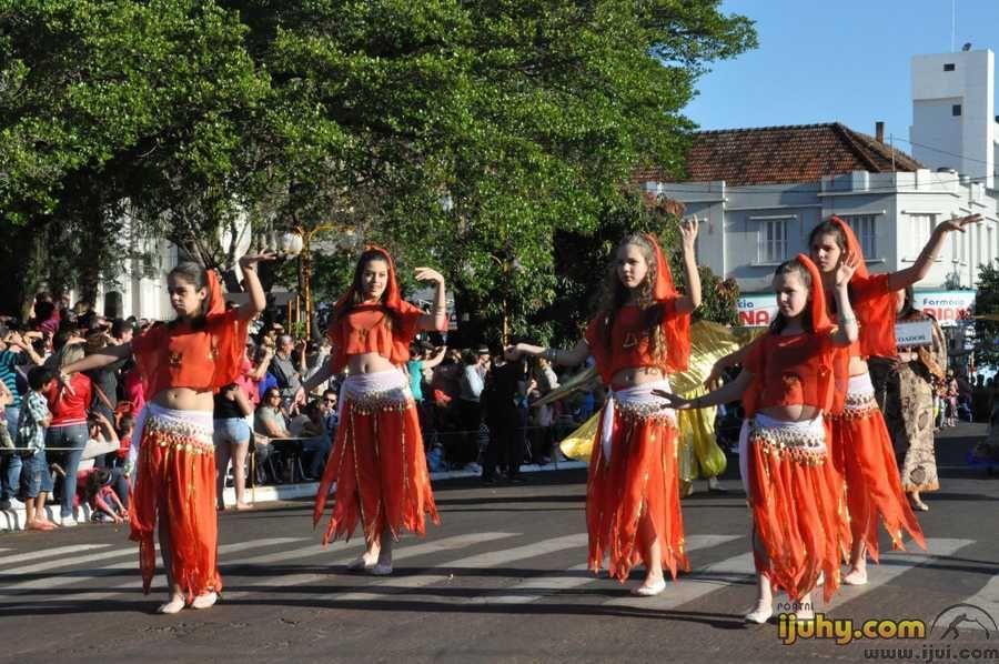 Dança em Ijui