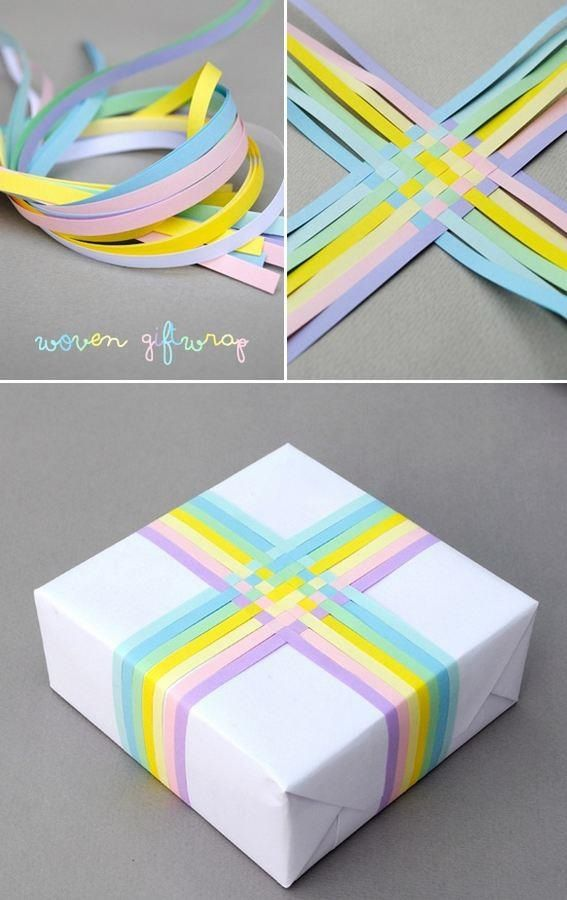 Nifty Wrapping Idea Creative Gift Wrapping Gifts Diy Gift Wrapping