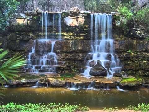Estanques y Cascadas en Diseño de Jardines HD-3D Arte y Jardinería - Cascadas En Jardines