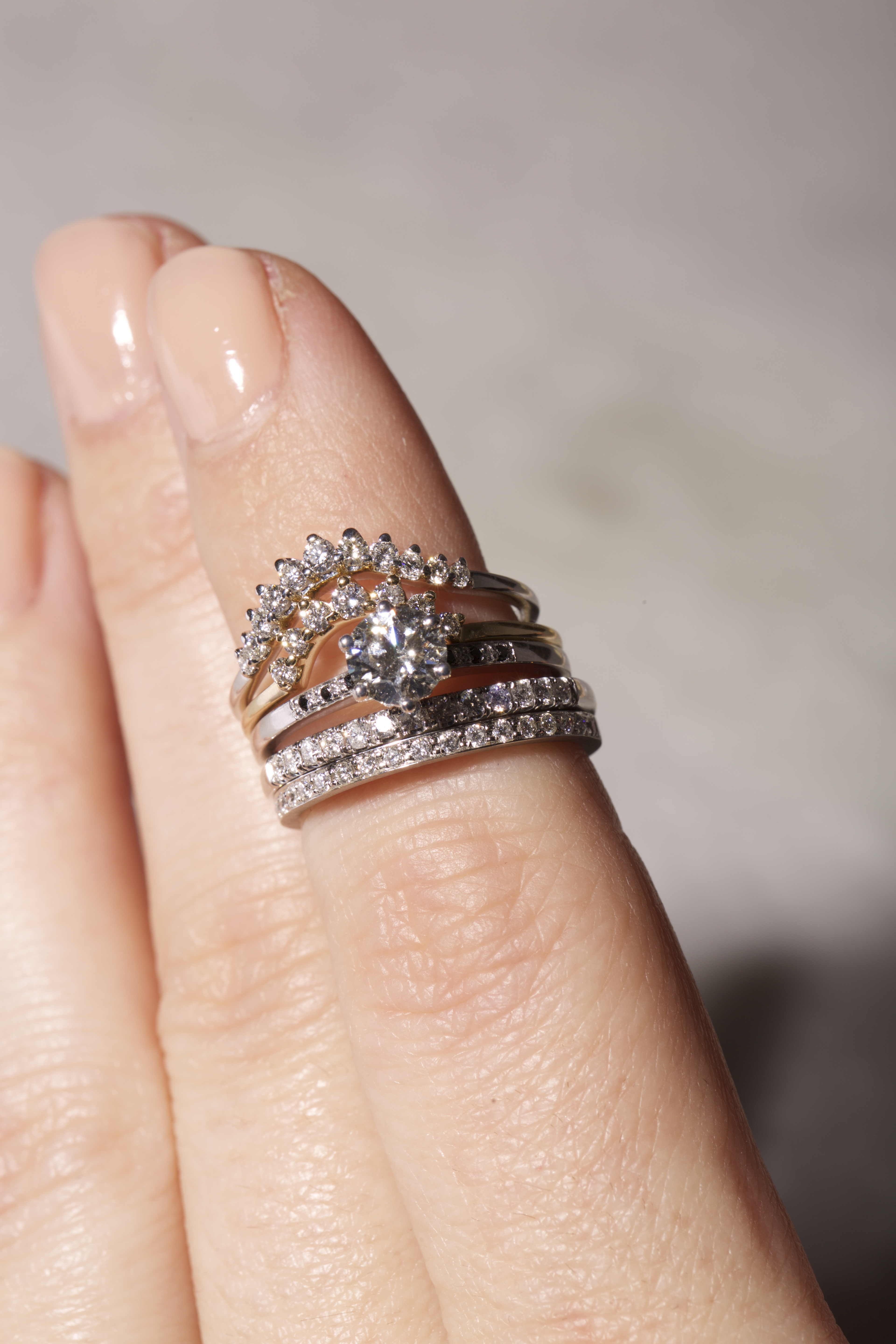Altbride Engagement Rings  Stone & Strand  Stoneandstrand