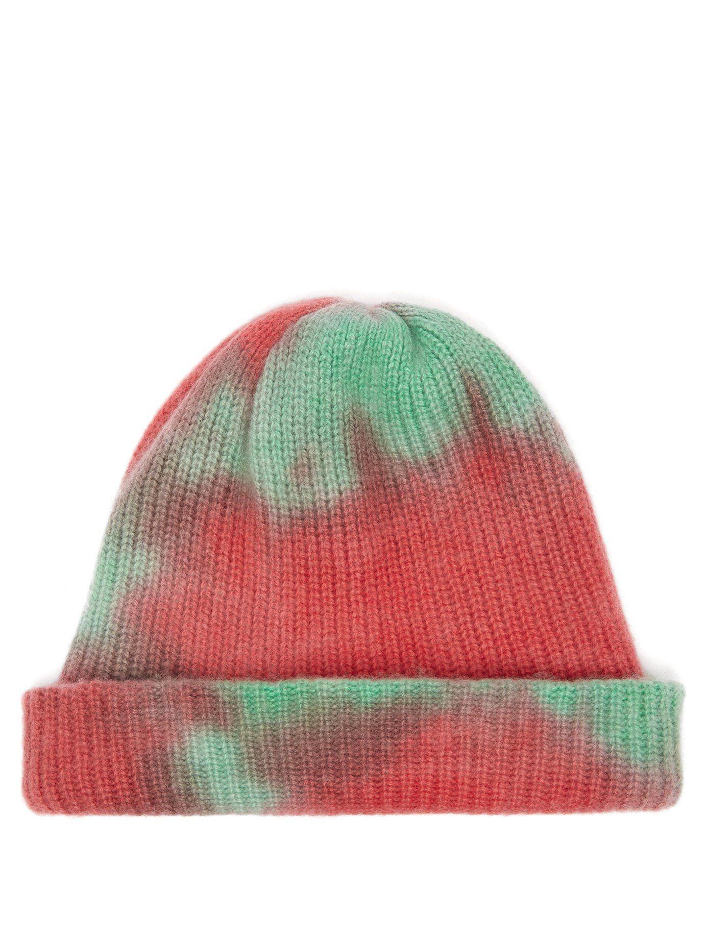ab7326e31 Tie-dye cashmere beanie hat | The Elder Statesman | jewelry ...