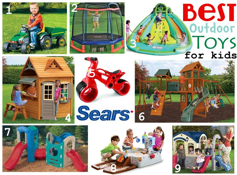 Back Yard Toys For Toddlers : Best outdoor toys for kids toy play and