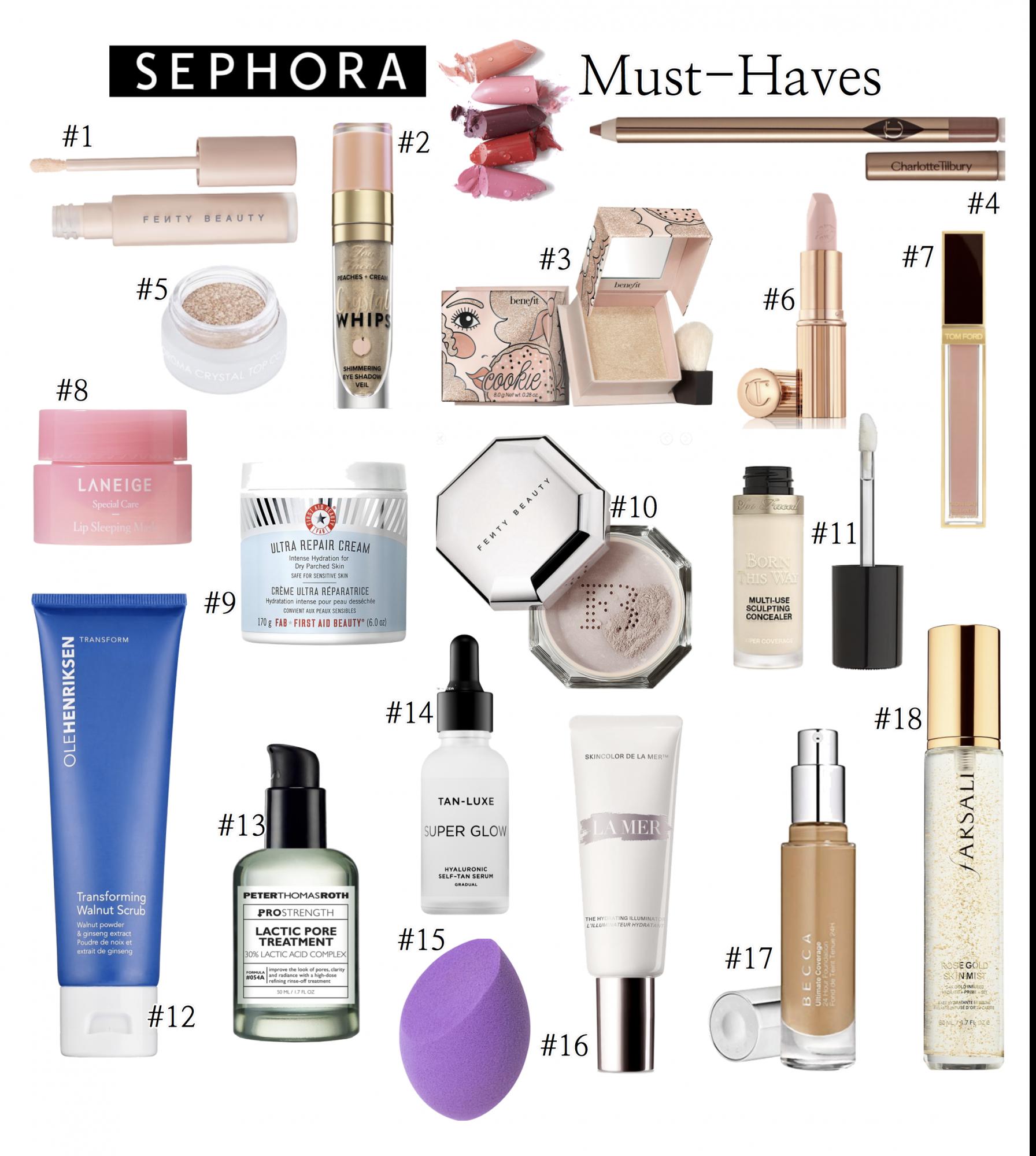 Sephora VIB Event MustHaves Sephora, Beauty sponge