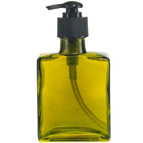 a32f477ddc43 5oz Vintage Green Rio Bottle w/ Black Dome Pump   Couronne Co (will ...