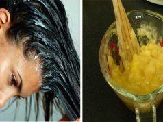 Mascarillas para alisar tu cabello naturalmente