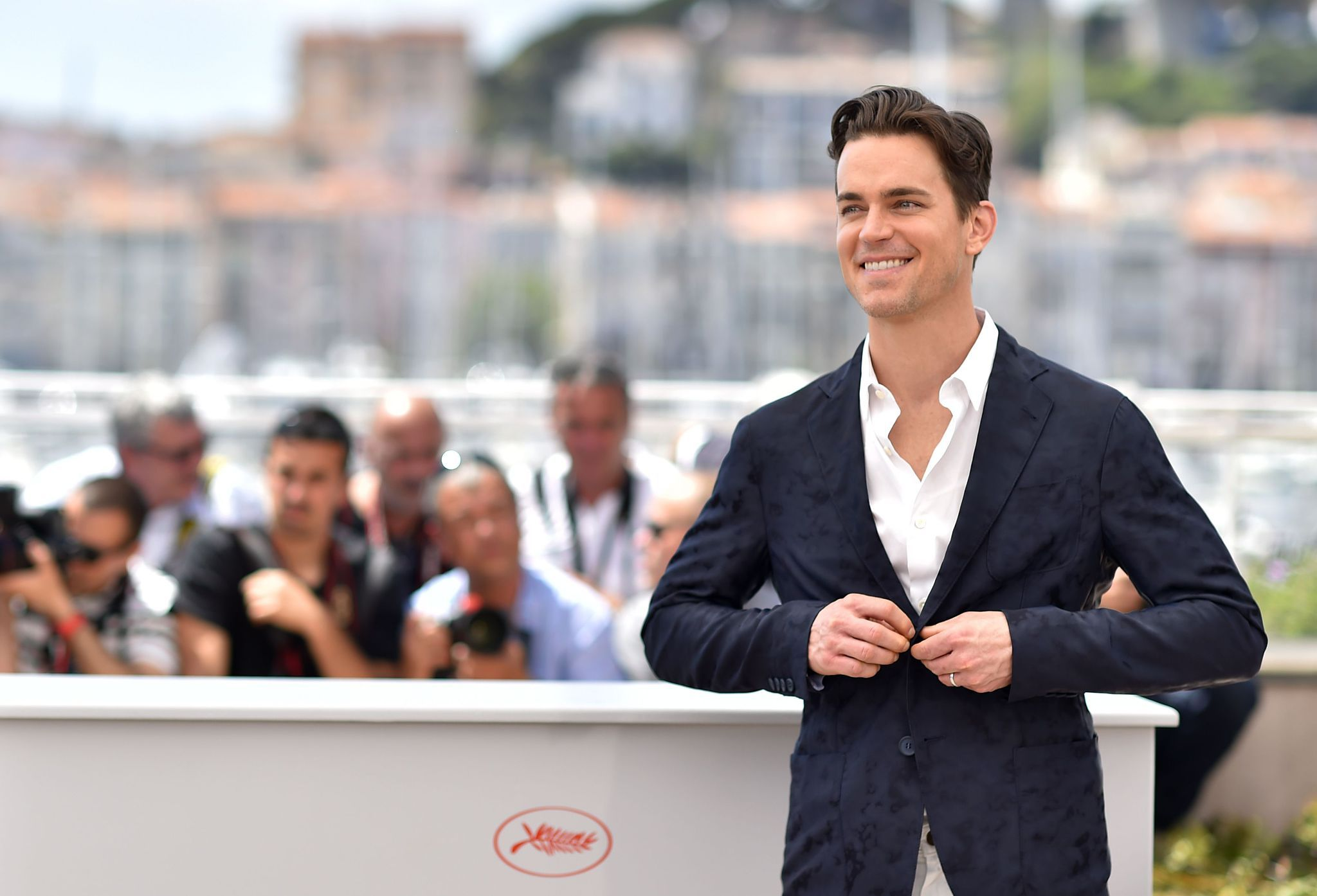 Cannes photocall (May 2016)