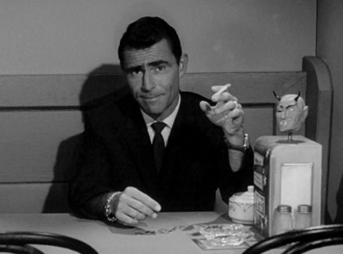 rod serling twilight zone