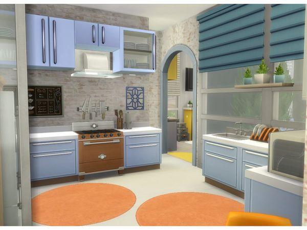 Lenabubbles82 S Simfresh No Cc Sims House Sims 4 Houses Sims 4 House Plans