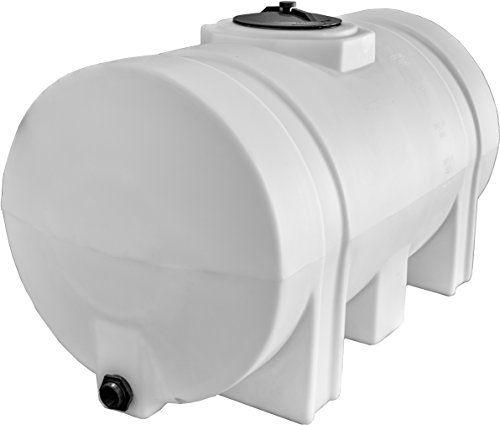 Romotech Horizontal With Legs Polyethylene Reservoir 65 Storage Tank Plastic Storage Storage Tanks