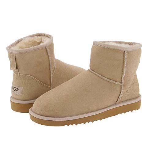 ugg classic mini boots 5854 sand 84 27 summer outfits boots rh pinterest com