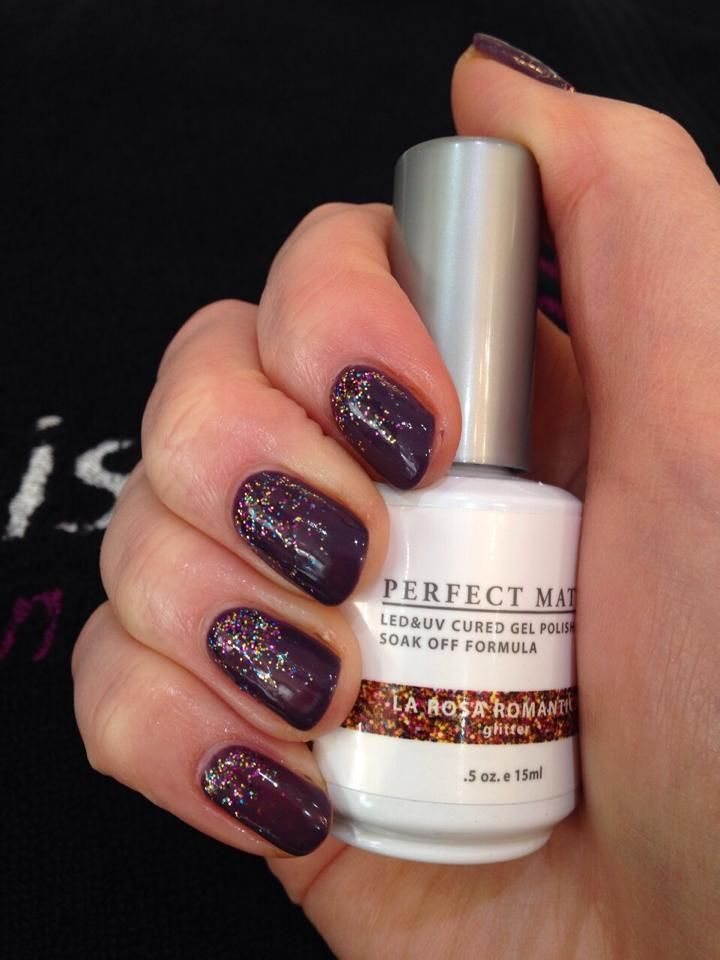 Lechat Perfect Match Gel Polish with matching Nail Lacquer. Order ...