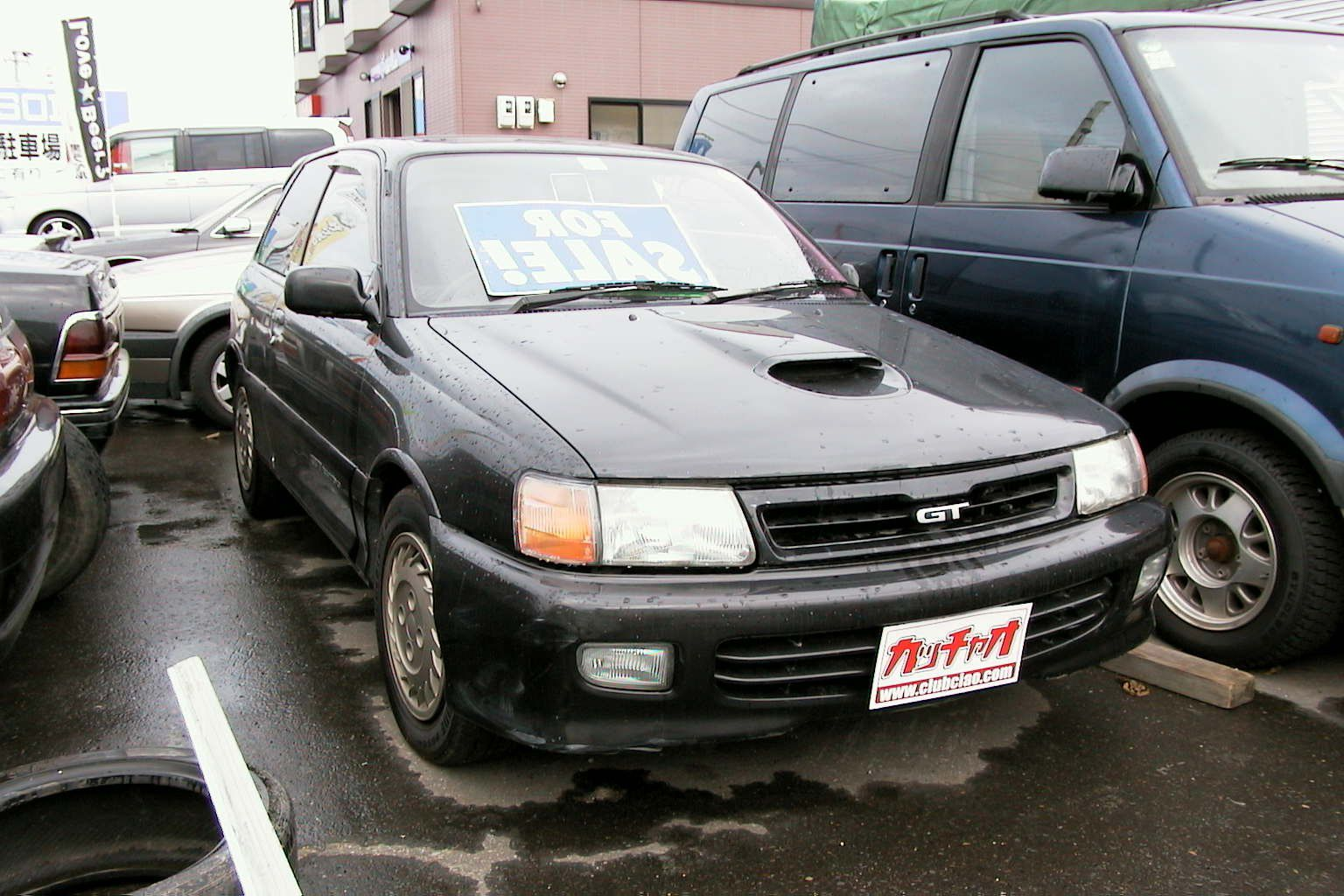 Toyota Starlet GT turbo (EP82)   Classic Cars
