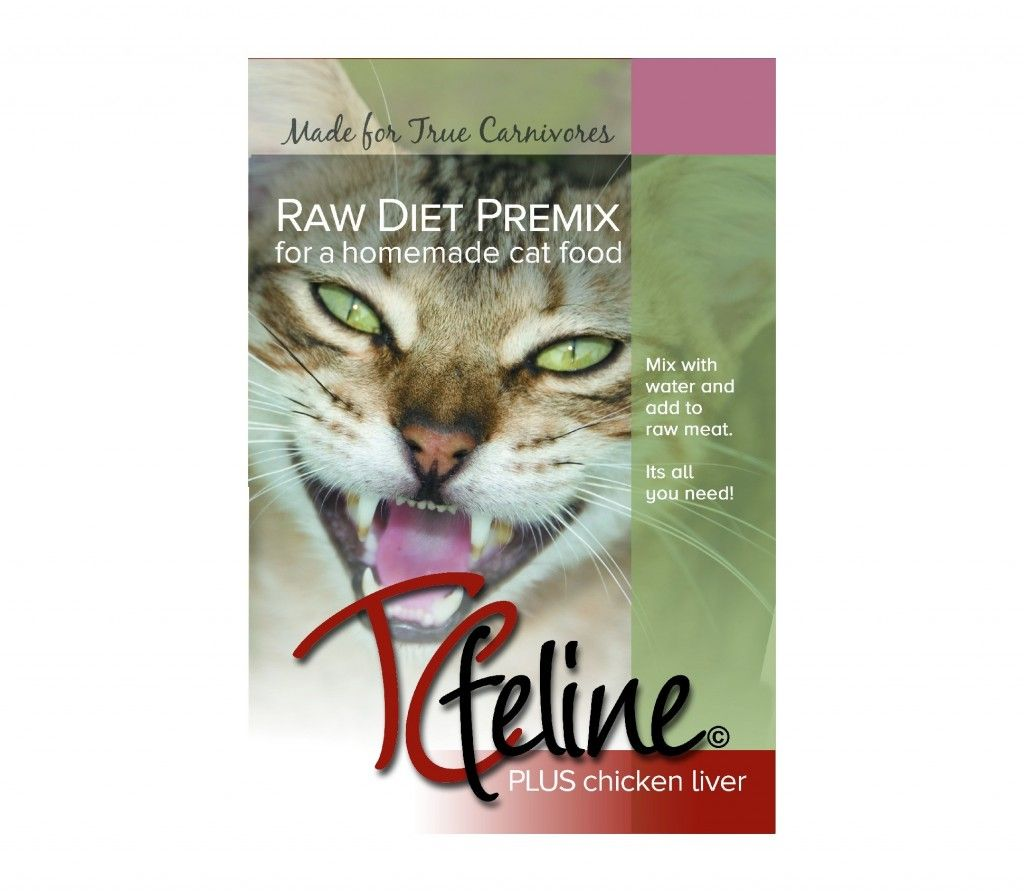 Best cat food money can buy. Mix the powder with raw