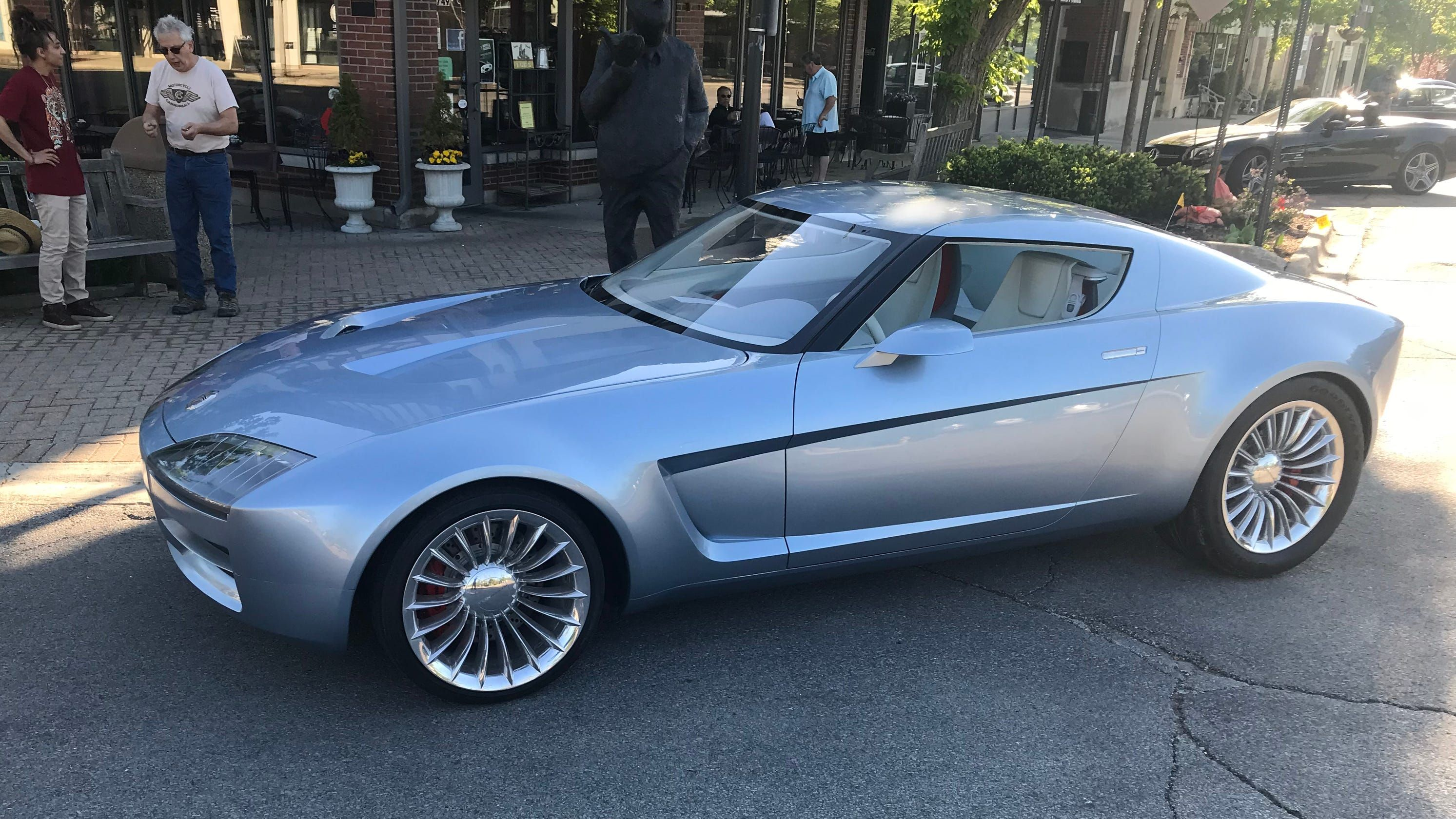 Ford Concept Cars >> Forgotten Ford Concept Cars Rescued By Collector Remember