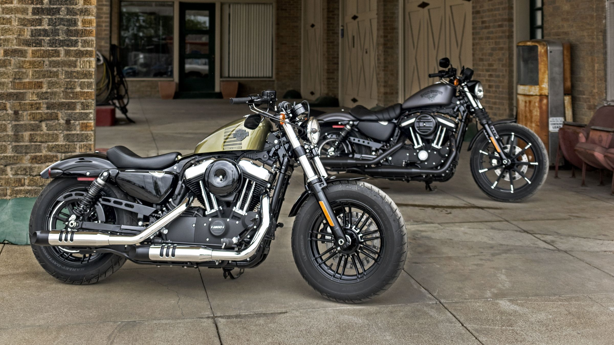 Harley davidson 2016 models announced via worldwide live stream event