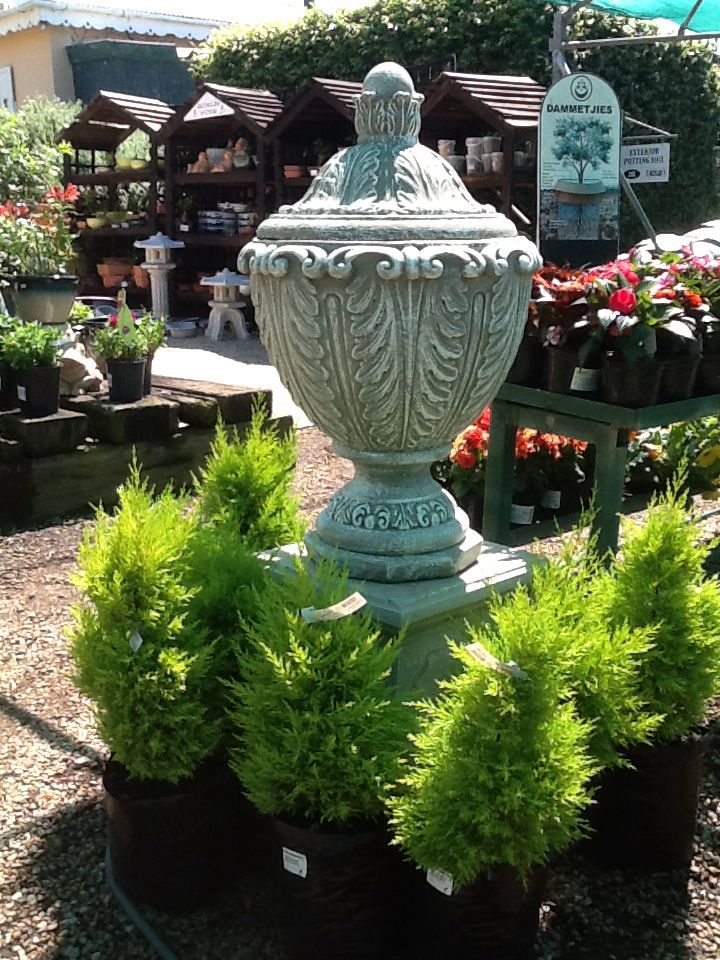 Garden features now in stock at Floradale Nursery in Port