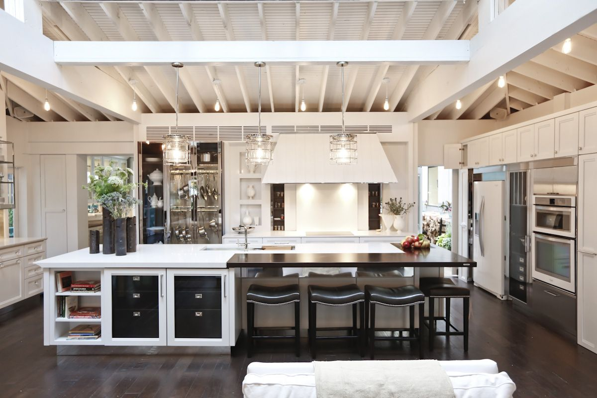 Best Designed By M*Ck De Giulio For House Beautiful Kitchen Of 400 x 300