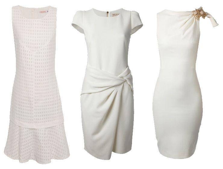 A vez do LWD – Little White Dress , via http://www.carolinedemolin.com.br