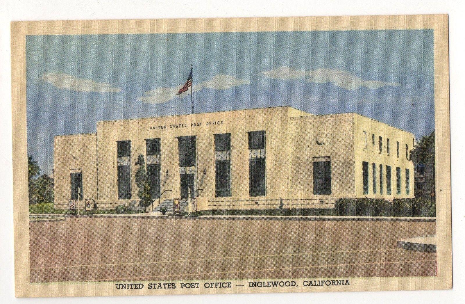 United States Post Office Inglewood California Ca Inglewood California California Ca Post Office