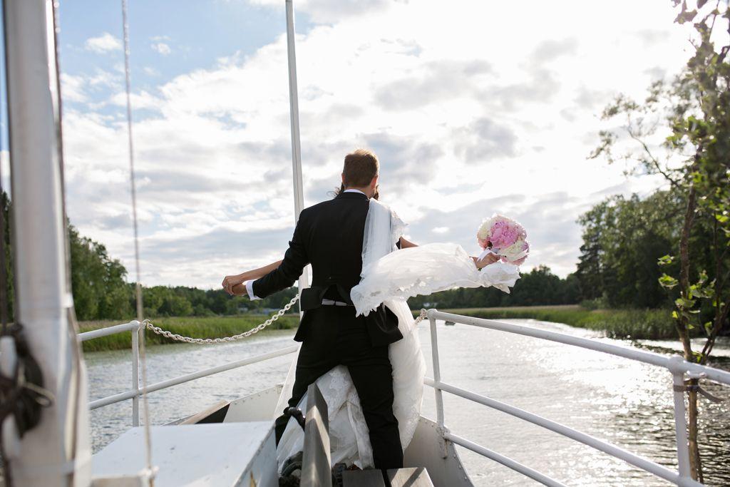 Bröllop i Tranås; Anna och Fredrik Emmelifoto i 2020