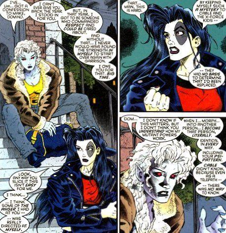 Copycat and Domino