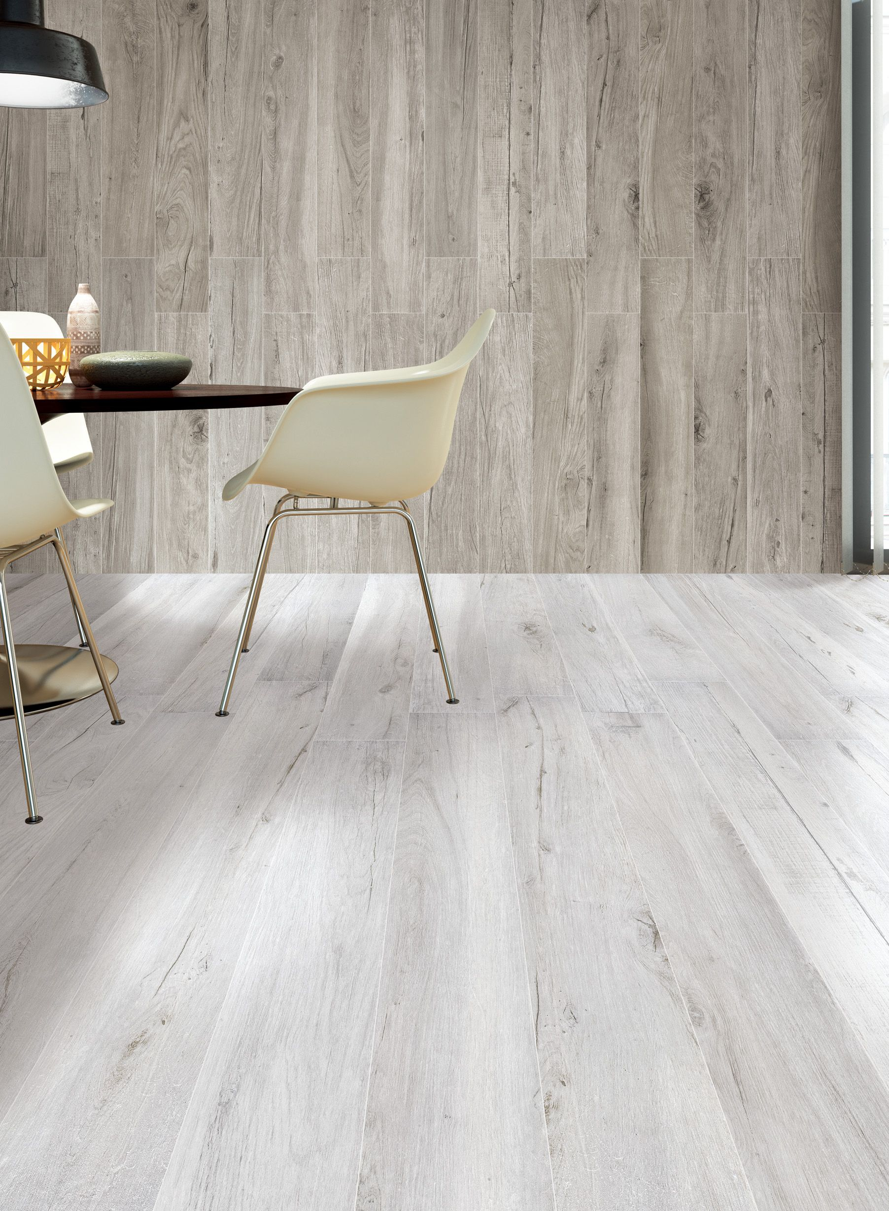 Is this real enough? Gorgeous, rectified, wood look, porcelain tiles ...
