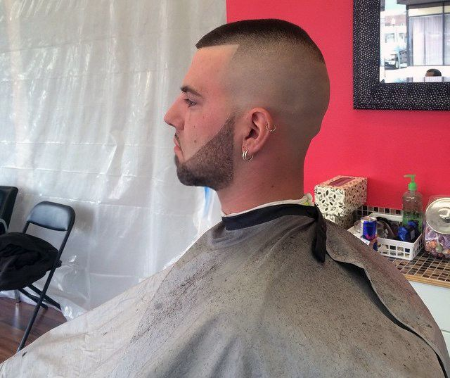 High And Tight Barbershops Pinterest Haircuts Army Cut - Mens hairstyle army cut