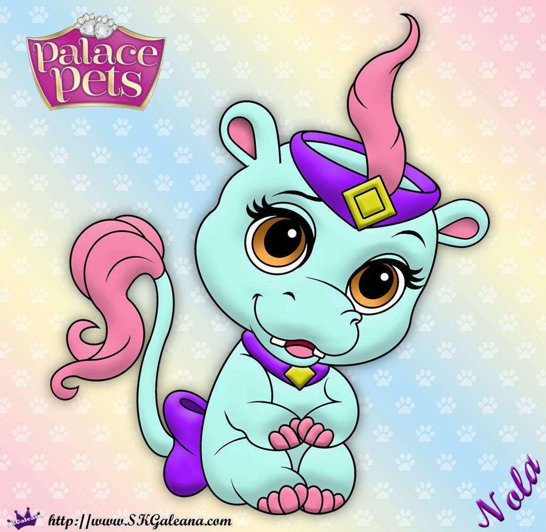 Free Princess Palace Pets Coloring Page Of Nola Princess Palace