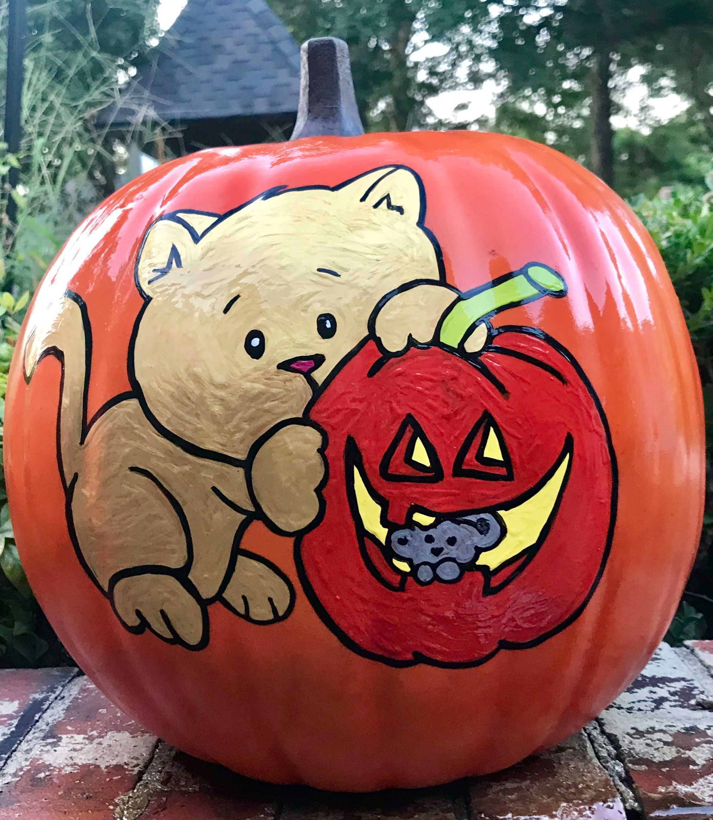 Pin by SMD, Inc. on The Pumpkin Whisperer Painted