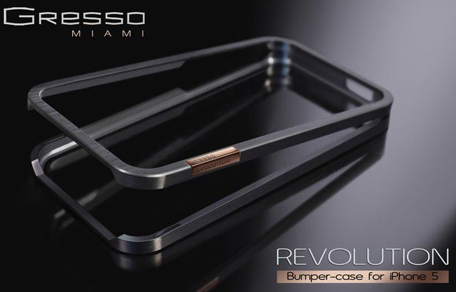 Gresso Miami - Bumper case for iPhone 5
