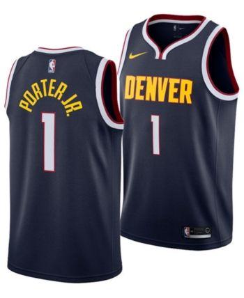 best sneakers bc03f 1ca9c Nike Men Michael Porter Jr. Denver Nuggets Icon Swingman ...