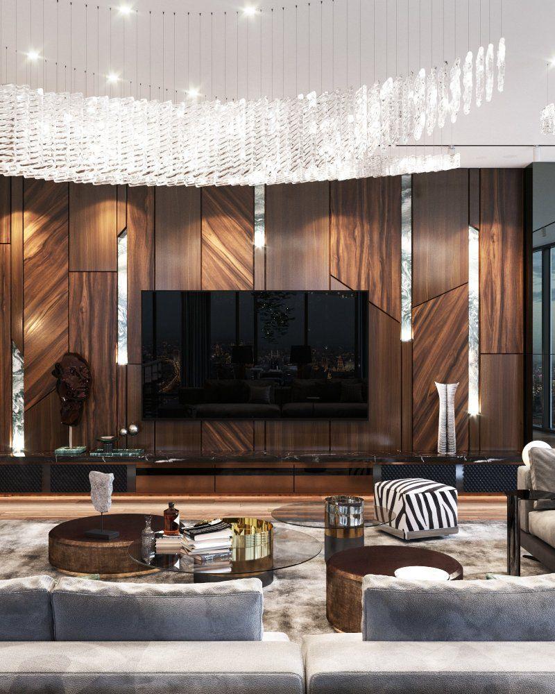 лучшие интерьеры Studia 54 портфолио Big Living Room Design Luxury Living Room Decor Living Room Design Modern