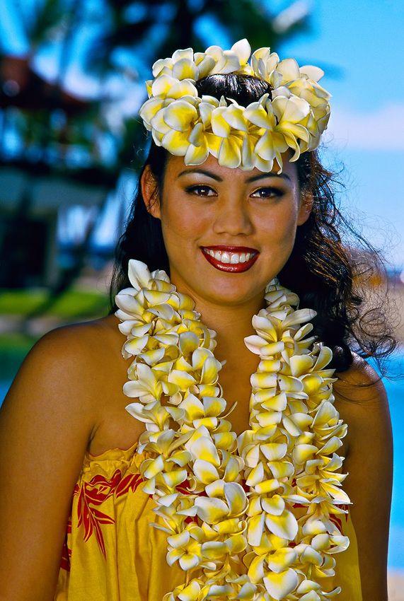 Hula Dancer Waikiki Beach Honolulu Oahu Hawaii Usa Hula