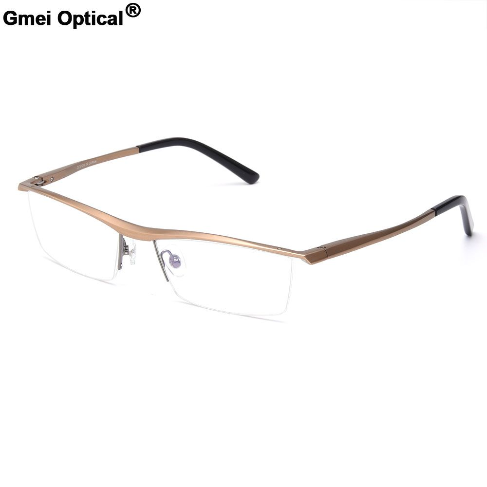Promo Brand Prescription Glasses Frames Aluminium Magnesium Alloy ...