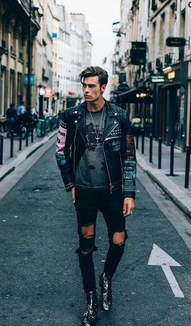 10 Ripped Denim Styles For Men To Try In 2018 | Mannen