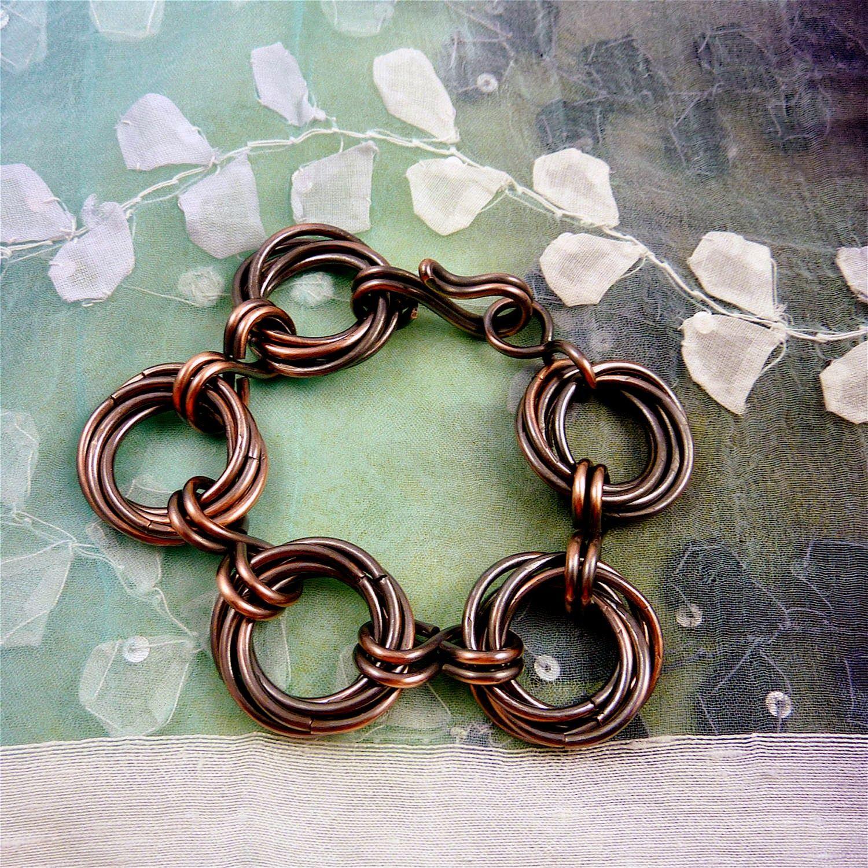 Sharilyn Miller: FREE Tutorial: Jumbo Rosette Bracelet