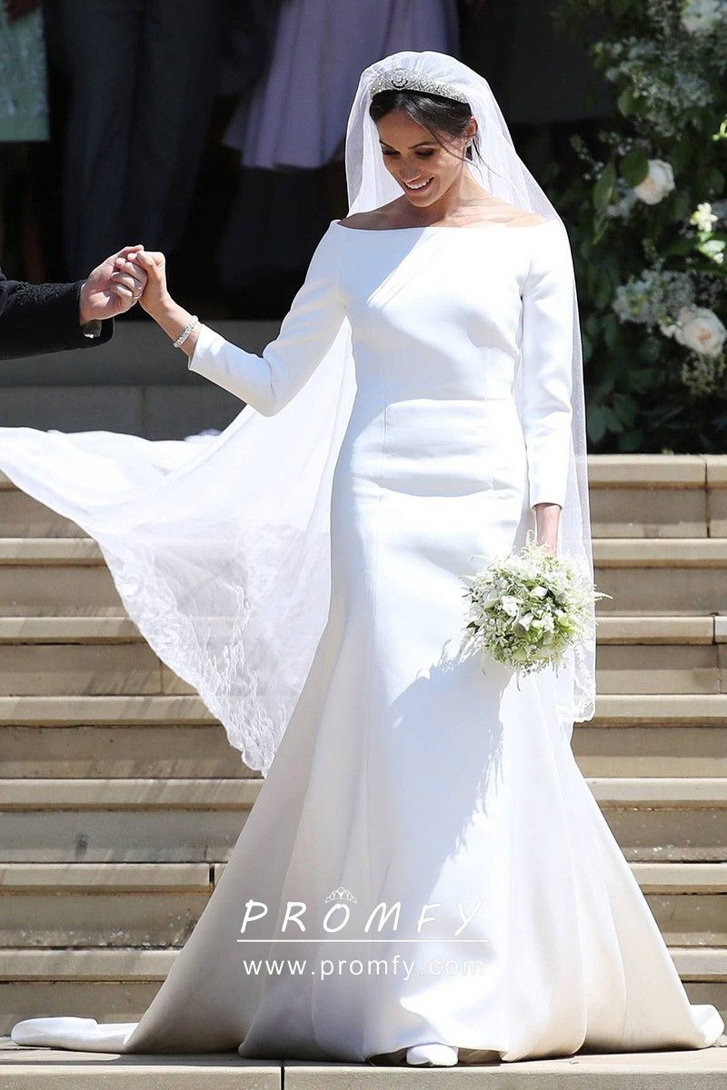 The Best Duchess Of Sussex Wedding Gown