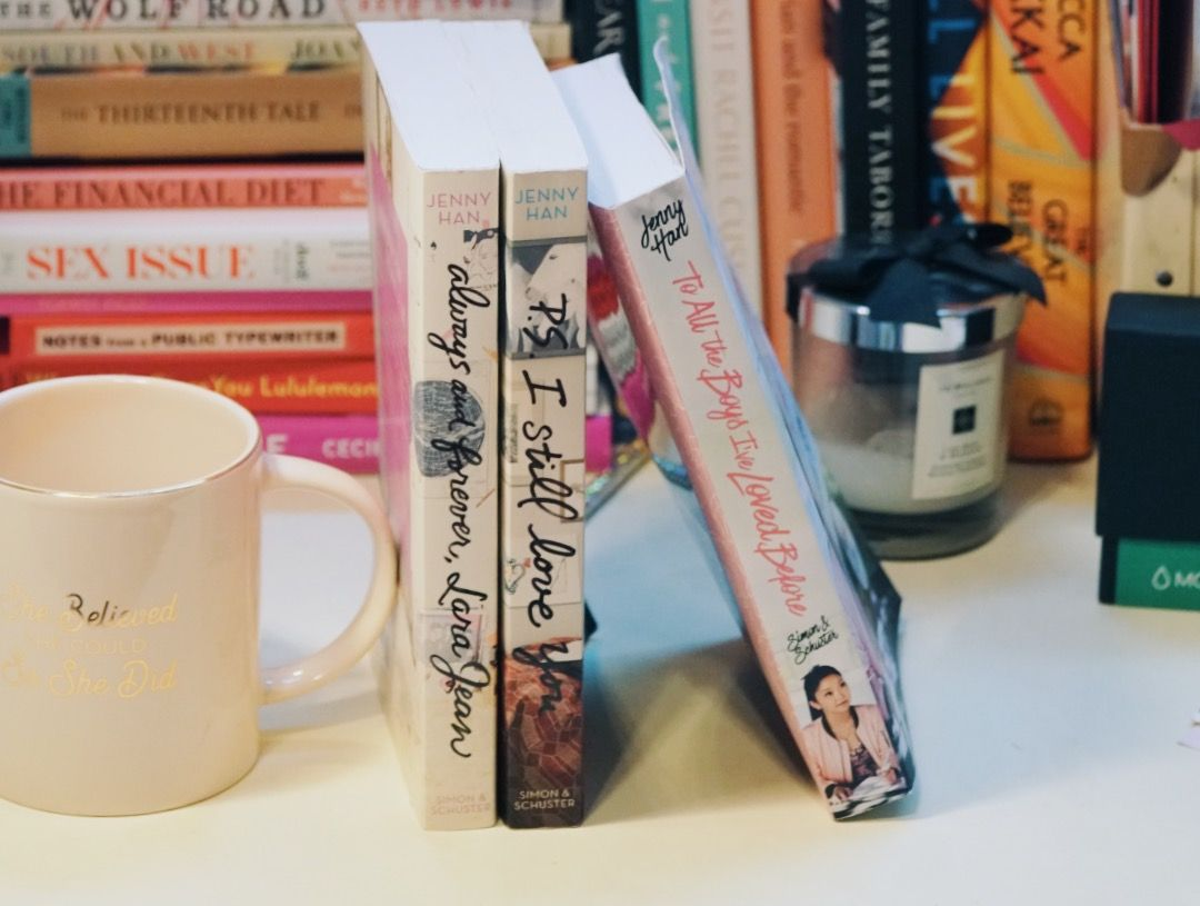To All The Boys I Ve Loved Before By Jenny Han Book Review By Nycbookgirl To All The Boys The Boys To All The Boys Ive Loved