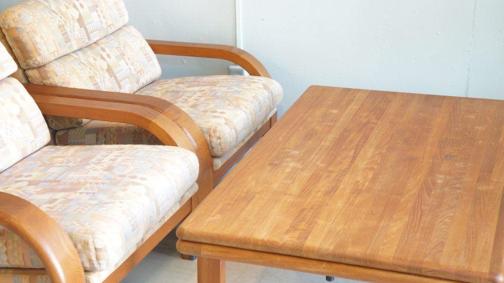 Komfort Teak Wood 1seater Sofa Made In Denmark デンマーク コンフォート社製 1p ソファ チーク材 インテリア 家具 チーク材 ソファ