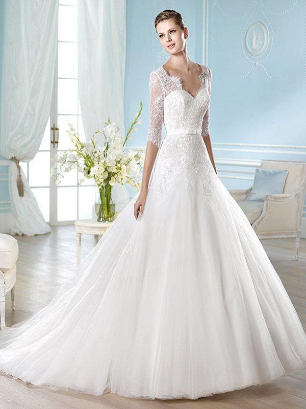 Brautkleider von Top-Marken | miss solution Bildergalerie - Halima ...