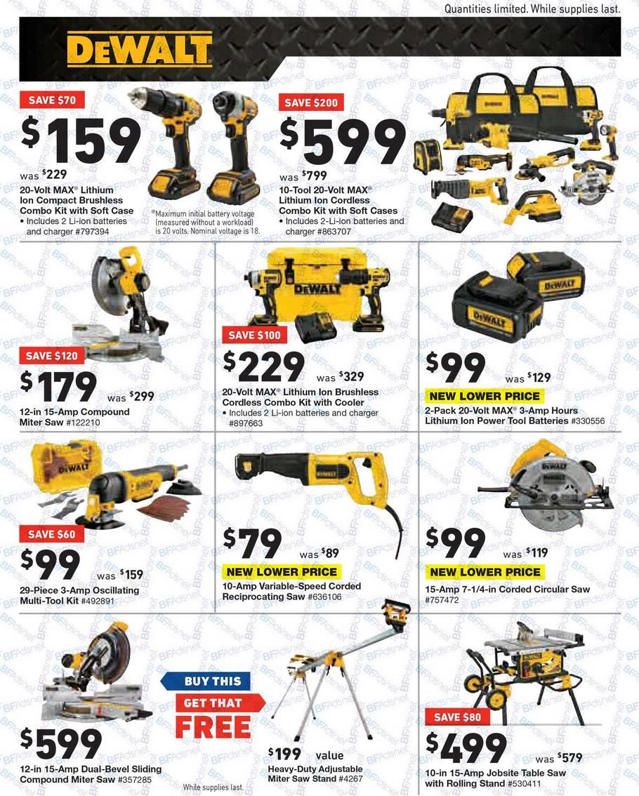 Lowes Black Friday 2017 Ads And Deals Improve And Update Your Home For Less When You Take Advantage Of Lowe S Black Friday Deals See The Official Lowe S Black