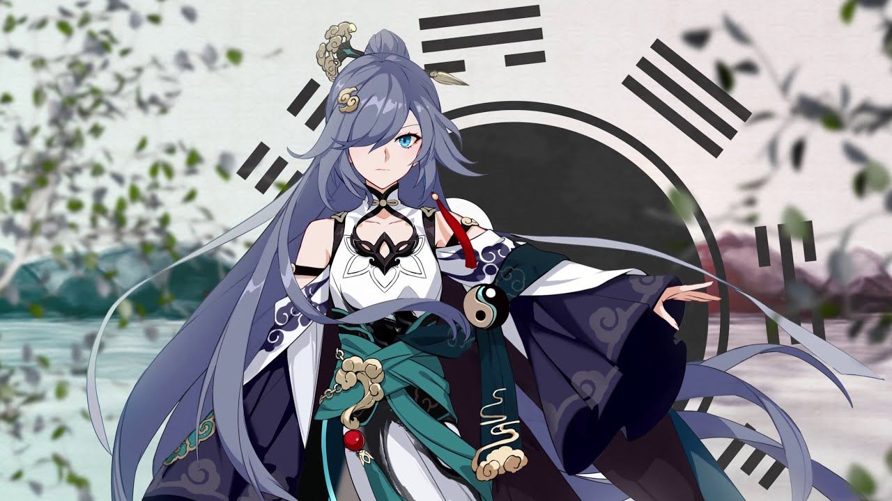 Honkai Impact 3 (崩坏3rd) Azure Empyrea 4k Live Wallpaper